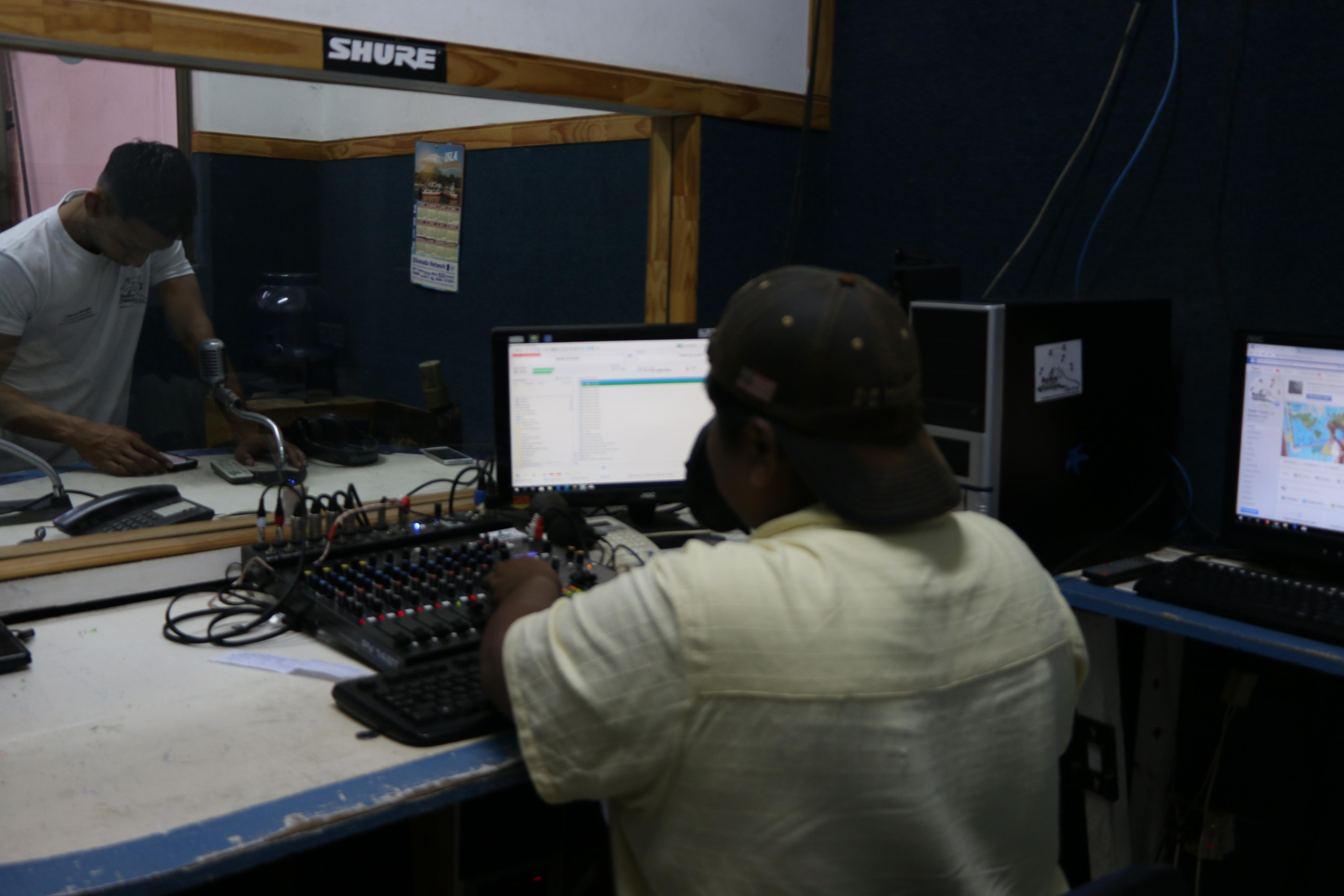 Radio Volcan 2