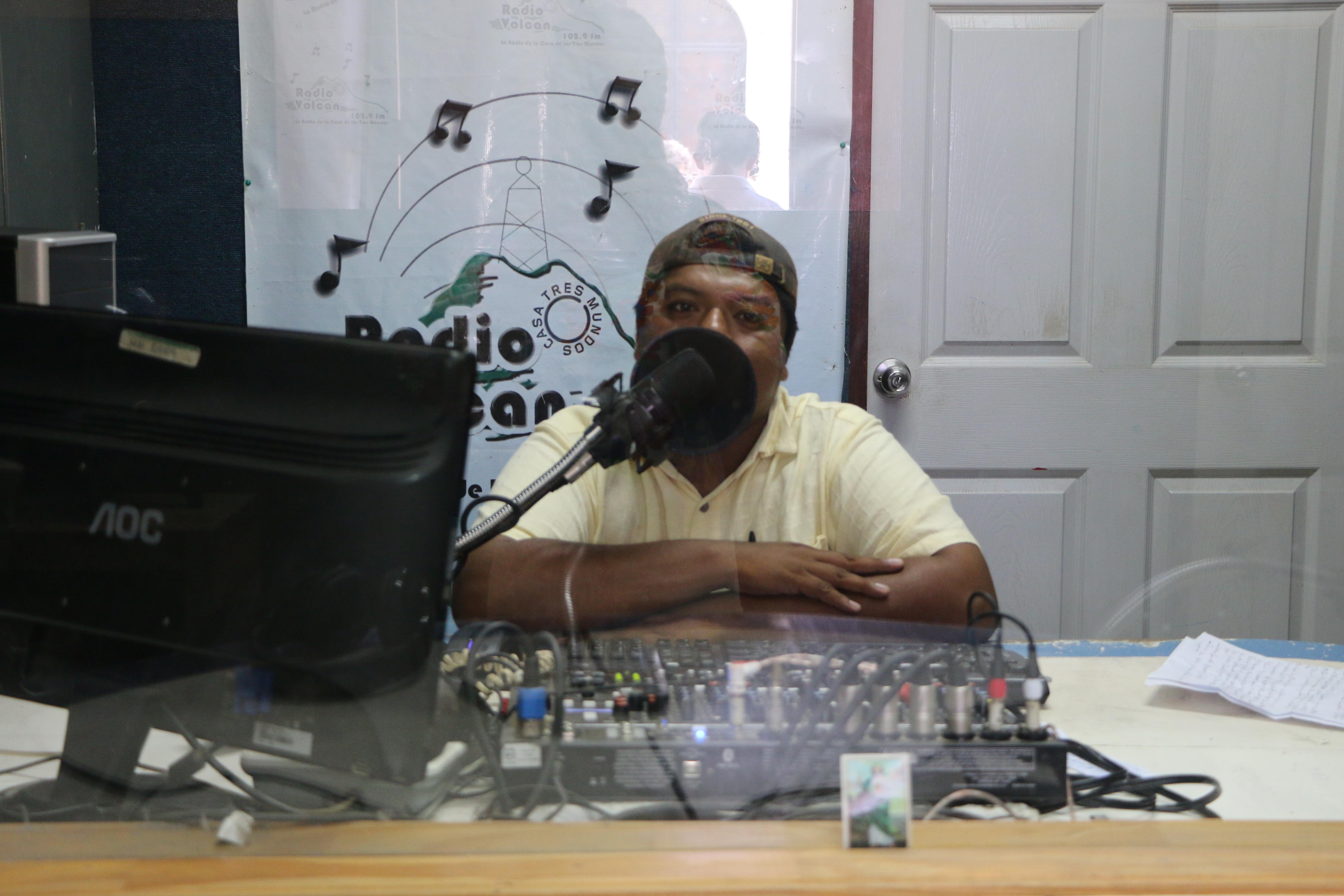 Radio Volcan 3
